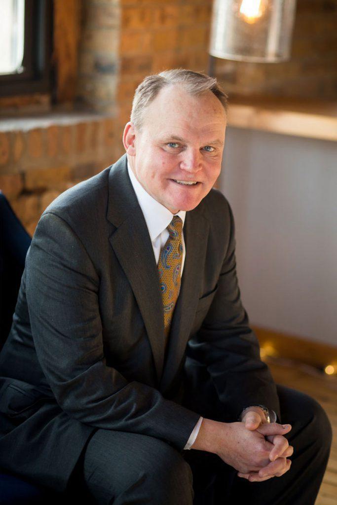 James C. Harman